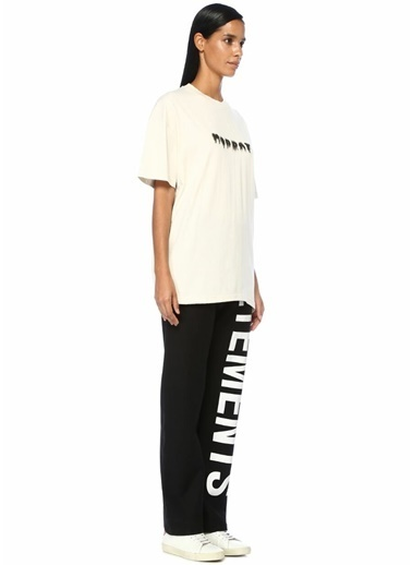 Vetements Pantolon Siyah